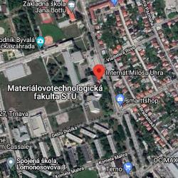 ŠDaJ Miloša Uhra MTF STU